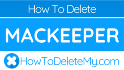 How to delete or cancel MacKeeper